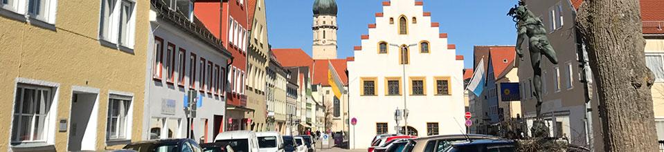 Altstadt Schongau Lindenplatz